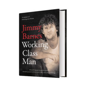 Jimmy Barnes: Working Class Man - Book Cover