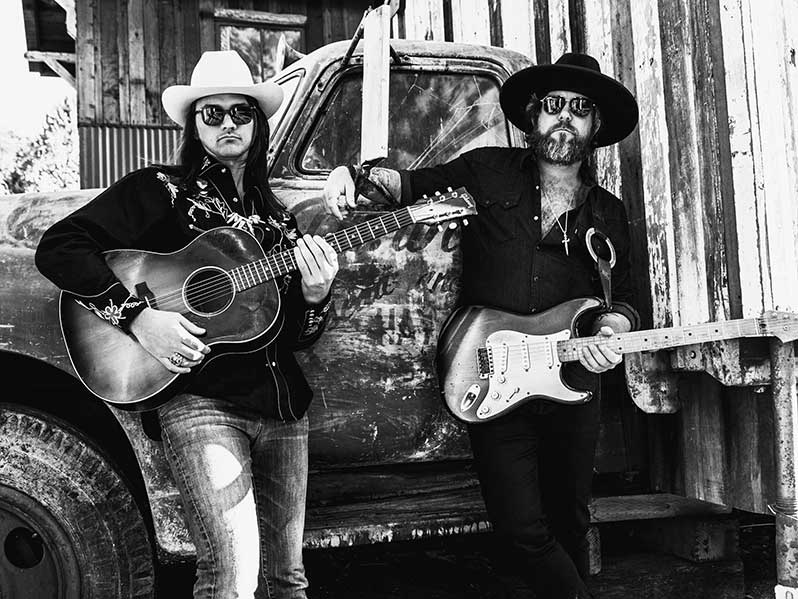 The Allman Betts Band Release Debut Album 'Down To The River