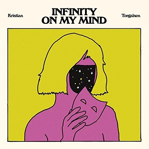 Kristian Torgalsen 'Infinity on My Mind' Album Cover