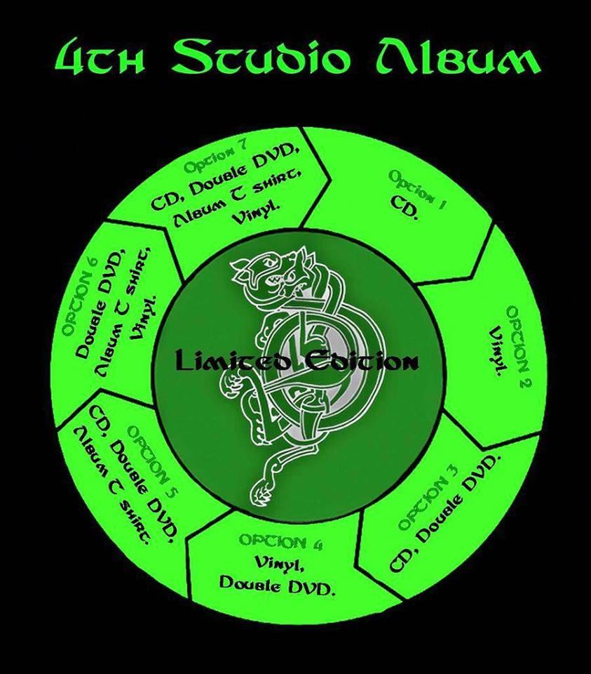 Ferocious Dog 4th Album Bundles