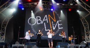 Festival Review: Oban Live 2018 – Small but Great!