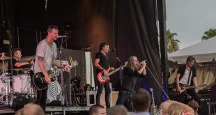 Concert Review: Collective Soul – St. Petersburg, Florida at – The Al Lang Stadium 11th July 2018