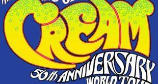 The Music OF Cream 50th Anniversary November UK Tour