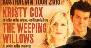 Concert Review: Kristy Cox – Roots and Branches tour climaxes at The Barn at Wombat Flat.