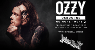 "Ozzy Osbourne Announces ""No More Tours 2"" U.K. Dates"