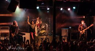 The Day I Was Introduced To The Struts From Dover, UK in Tampa Florida 10-14-2018