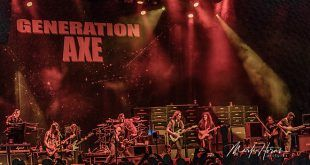 The Generation Axe Tour shredded the stage at Hard Rock Live Orlando Sunday December 9, 2018