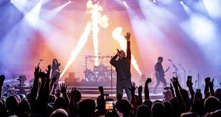 Disturbed/Three Days Grace Brought Fire To the Ice In Peoria